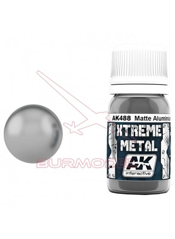 Xtreme Metal aluminio mate