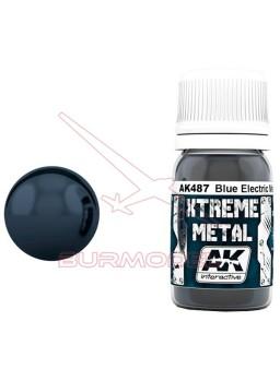 Xtreme Metal azul metálico