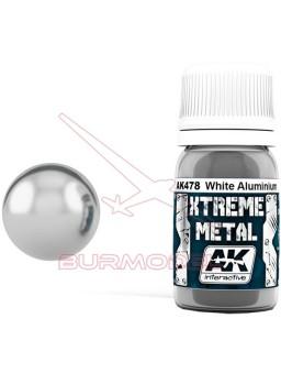 Xtreme Metal aluminio blanco