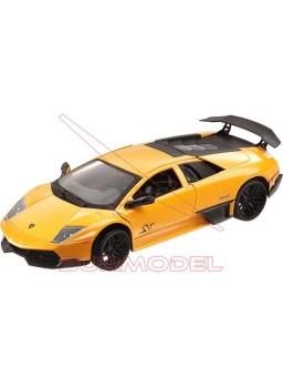 Maqueta montada Lamborghini LP670-4 SV 1/24