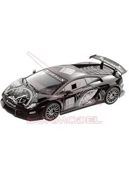 Maqueta montada Lamborghini Gallardo LP 560 1/24