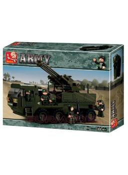 Kit de montaje vehiculo militar Sluban