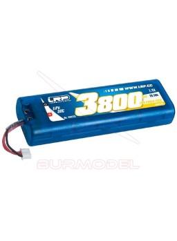 Batería 7,4V-3800mAh LiPo 30C caja dura