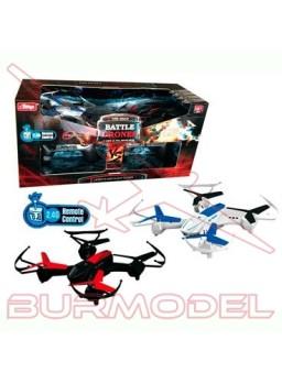 Batalla de quadrocopteros YD-822