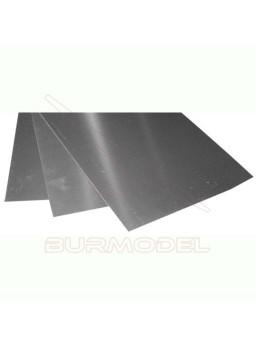 Plancha Aluminio 400x200x0,3mm