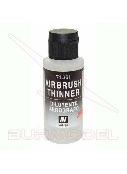 Diluyente aerógrafo Model Air 60 ml