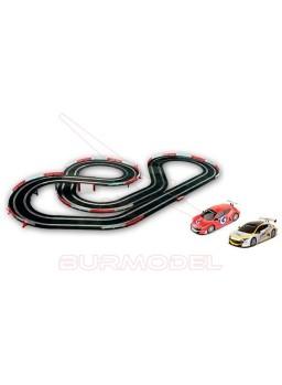 Circuito Megane Eurocup con 2 coches