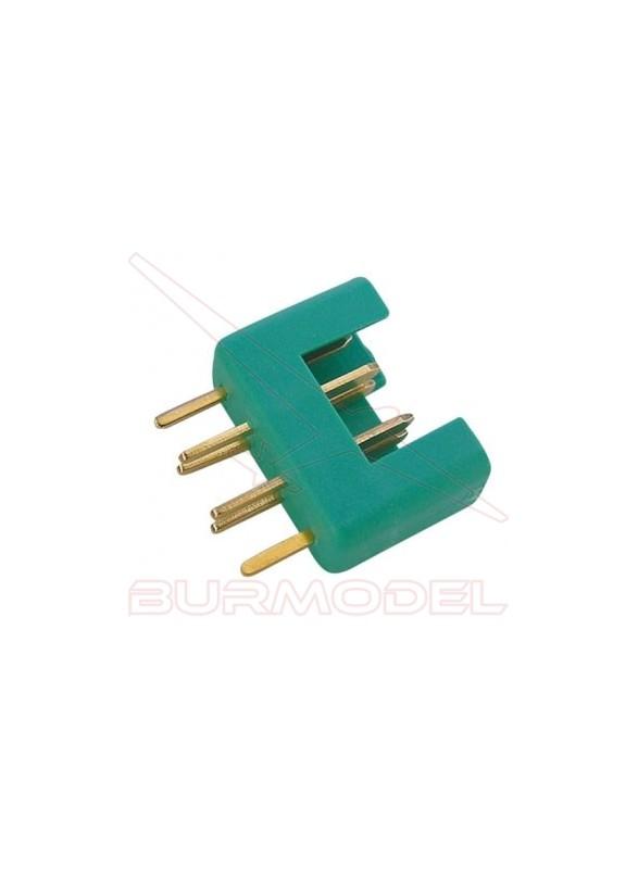 Conector corriente alta MPX hembra