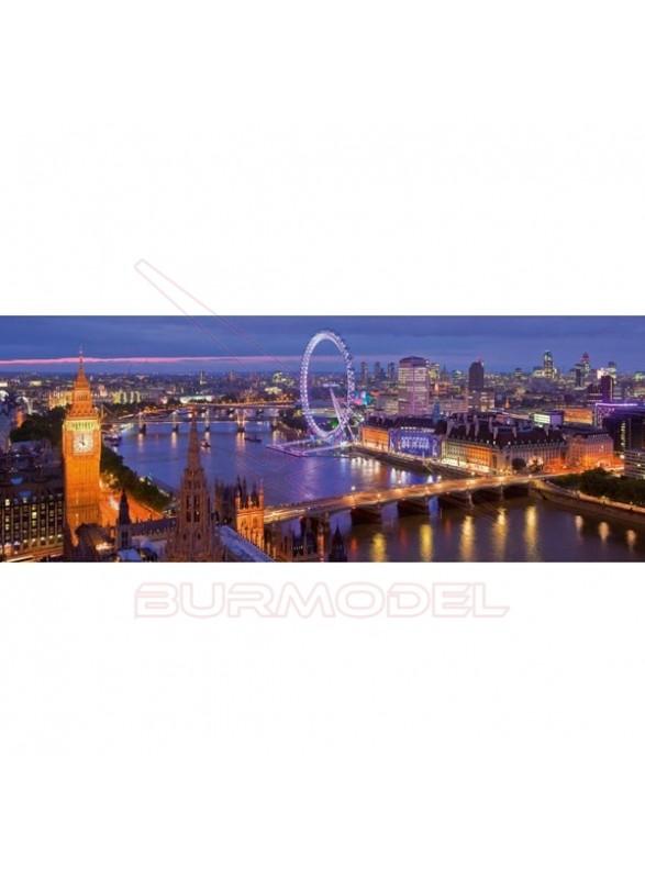 Londres por la noche. Puzzle 1000 pzs Panorama