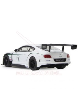 Coche R/C Bentley Continental GT3 1:14