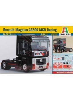 Maqueta camión Renault Magnum AE500 MKR 1:24