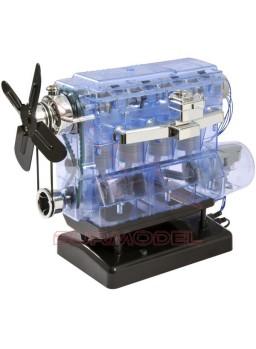 Motor de combustión interna 1:6 4 cilindros