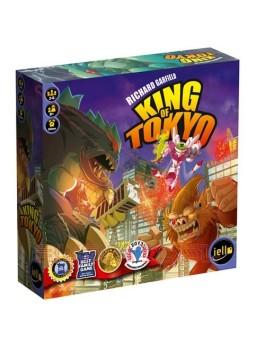 Juego de mesa King of Tokio