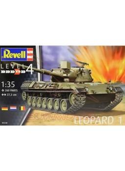 Maqueta Tanque Leopard I escala 1:35