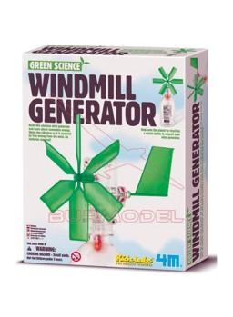 Eco molino de viento
