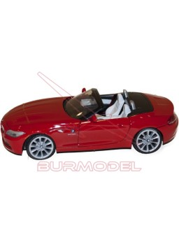 Replica montada BMW Z4 2010 Roadster 1/24