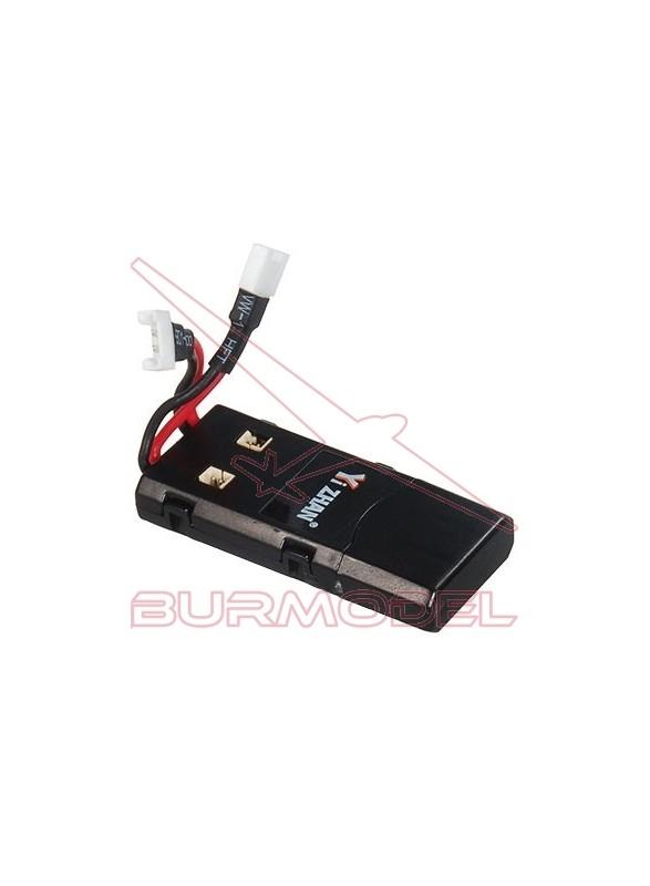 Cargador USB para dos baterías
