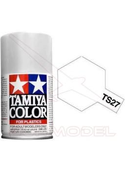 Pintura esmalte TS-27 blanco