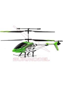 Helicóptero Nincoair Alutwin 2,4G