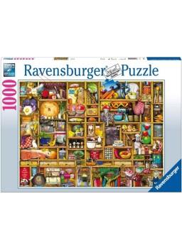 Puzzle Armario de cocina 1000 piezas
