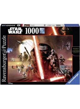 Puzzle Star Wars: El despertar de la fuerza 1000p