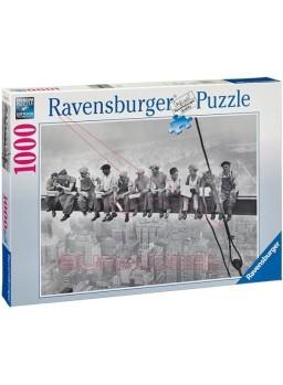 Puzzle La hora del almuerzo 1000 piezas