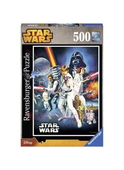 Puzzle Star Wars: Una nueva esperanza 500 piezas
