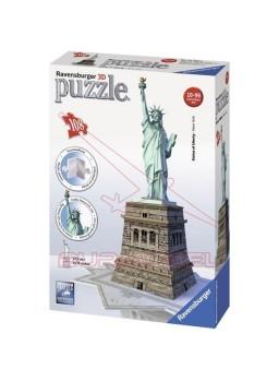 Puzzle 3D Estatua de la Libertad de Nueva York