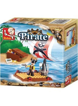 Sluban lancha pirata