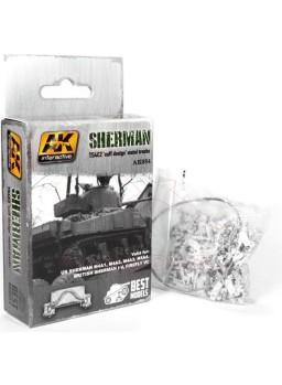 Cadenas del tanque Sherman