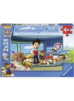 Puzzle Patrulla Canina 2x24