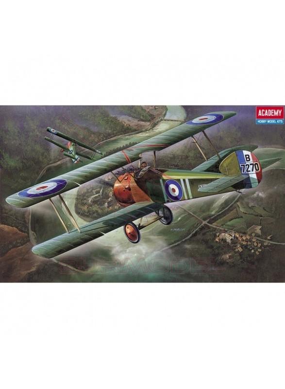 Maqueta avión Sopwith Camel F.1 1/32