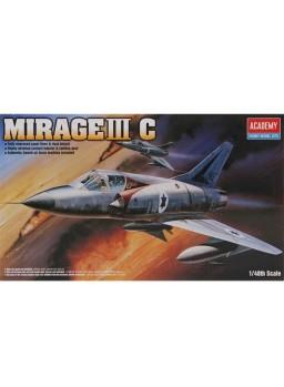 Maqueta avión Mirage III C 1/48