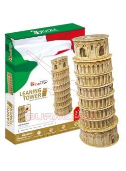 Maqueta 3D Torre De Pisa