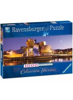 Puzzle Panorámico Museo Guggenheim Bilbao 1000piez