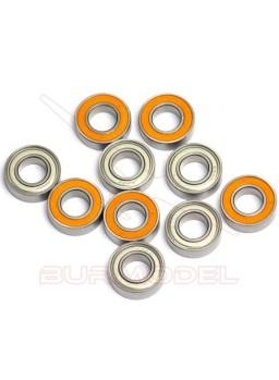 Rodamientos diferencial 8x16x5 (10uds)