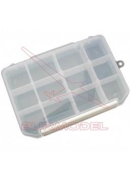 Caja clasificadora 17,5x12x4cm