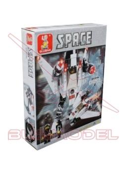 Maqueta de plástico Space Robot ZX47