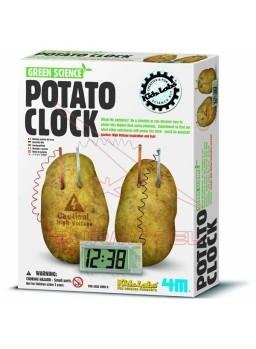 Kit educactivo reloj de patata