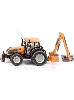 Réplica tractor segador SIKU escala 1:32
