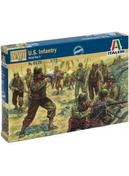 Infantería Americana 1:72