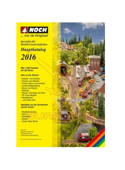 Catálogo NOCH 2016 con precios 323 páginas
