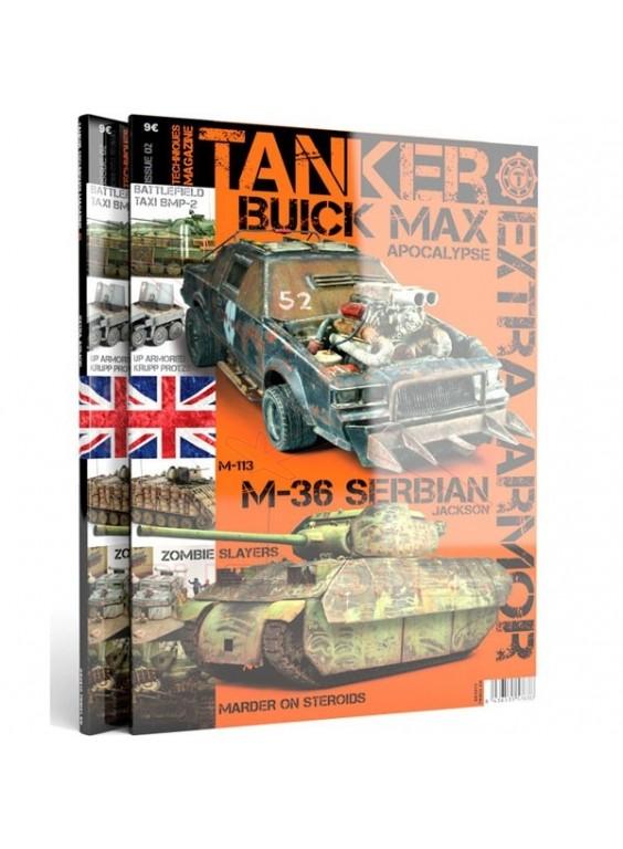 Tanker Techniques Magazine 02 Castellano