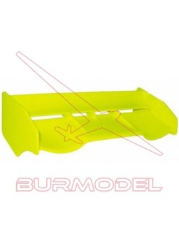 Alerón 1/8 High Downforce amarillo