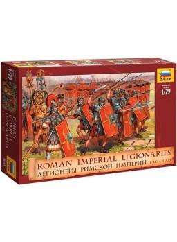 Legionarios romanos escala 1/72