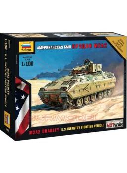 Tanque para montar M2A2 Bradley USA 1/100