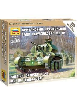 Tanque MK IV británico escala 1/100