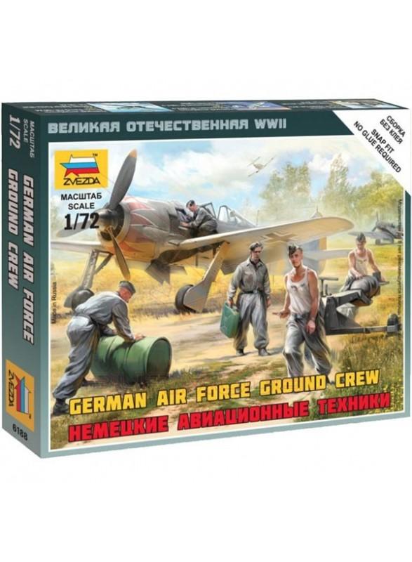 Tropas aereas alemanas WWII 1/72