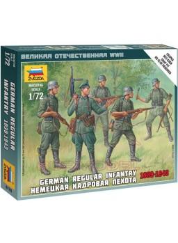 Infantería Alemana 1939-1943 escala 1/72