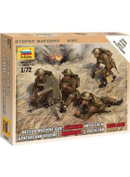 Francotiradores británicos escala 1/72
